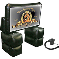 Sima 72 in. MGM Portable Inflatable Theater - MGM72 - IN STOCK