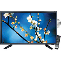 Supersonic SC2212 22 in. 1080p LED HDTV with DVD Player - SC-2212 / SC2212 - IN STOCK