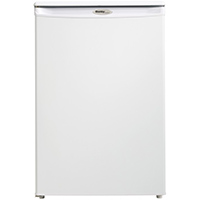 Danby Designer DUFM043A1WDD 4.3 Cu. Ft. White Freezer - DUFM043A1WDD - IN STOCK