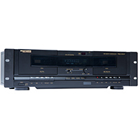 Marantz Dual Deck Cassette Recorder/Player with USB - PMD-300CP / PMD300CP - IN STOCK