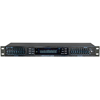 Technical Pro Dual 10 Band Graphic Equalizers - EQ5300 - IN STOCK