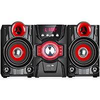 Technical Pro 500W 2.1Ch Bluetooth Stereo Mini-System with Karaoke Function - MS500BT - IN STOCK