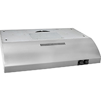 G.E. JV248PSS 24 in. Deluxe Stainless Range Hood - JV248PSS - IN STOCK