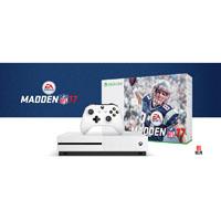 Microsoft Xbox One S 1 TB Madden NFL 17 Bundle - XBOXONENFL2 - IN STOCK