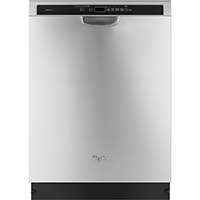 Whirlpool WDF760SADM 15 Place Setting Stainless Top Control Dishwasher - WDF760SADM - IN STOCK