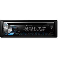 Pioneer DEHX3900 Single Din Bluetooth In-Dash Receiver - DEH-X3900BT / DEHX3900 - IN STOCK