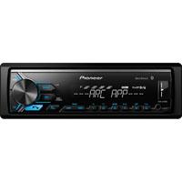 Pioneer MVHX390 Single-Din In-Dash Digital Media Receiver - MVH-X390BT / MVHX390 - IN STOCK