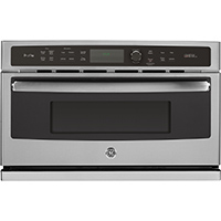 G.E. Profile PSB9120SFSS 1.7 Cu. Ft. 30 in. Stainless Advantium Wall Oven - PSB9120SFSS - IN STOCK
