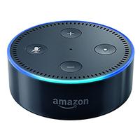 Amazon Echo Dot - Alexa Enabled Voice-controlled Device - Black - ECHODOTBLK - IN STOCK