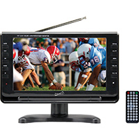 Supersonic SC499 9 in. 720p Portable Widescreen LCD TV w/ Digital TV Tuner - SC-499 / SC499 - IN STOCK