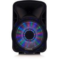 Fisher FBX1260 DJ Bass Sound 12 in. Wireless Bluetooth PA Speaker - FBX1260 - IN STOCK