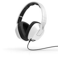 Skull Candy S6SCFZ072 Crusher Wired On-Ear Headphones, White - S6SCFZ072 - IN STOCK