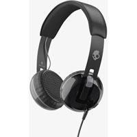 Skull Candy S5GRHT448 Grind Wired On-Ear Headphones, Black - S5GRHT448 - IN STOCK