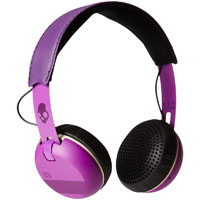 Skull Candy S5GRHT468 Grind Wired On-Ear Headphones, Purple - S5GRHT468 - IN STOCK