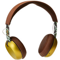 Skull Candy S5GRHT492 Grind Wired On-Ear Headphones, Scout Camo/Gold - S5GRHT492 - IN STOCK