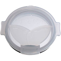 ORCA Coolers Whale Tail White Flip Top Chaser Lid - ORCCHAFLIPWT - IN STOCK
