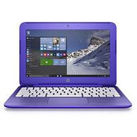 HP S11Y020NR Stream 11.6 in. Intel Celeron N3060, 4GB RAM, 32GB eMMC, Purple Windows 10 Laptop - S11Y020NR - IN STOCK