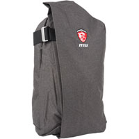 MSI 9571014 Gaming Backpack, Neck Pillow and  in.Lucky in. Dragon Mini Block - 9571014 - IN STOCK