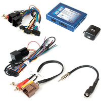 PAC RP5GM31 Radio Replacement Interface w/ OnStar, SWC, and Nav Control Retention for Select GM LAN Vehicles - RP5GM31 - IN STOCK