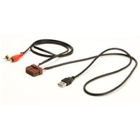 PAC USBHY1 2009-Up Hyundai/Kia OEM USB Port Retention Cable - USBHY1 - IN STOCK