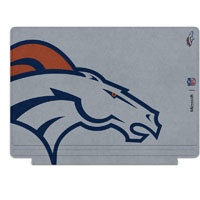 Microsoft Surface Pro 4 Special Edition NFL Type Cover - Denver Broncos - QC700135 - IN STOCK