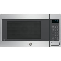 G.E. Cafe CEB1599SJSS 1.5 cu. ft 1000 Watt Stainless Countertop Convection Microwave Oven - CEB1599SJSS - IN STOCK