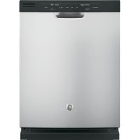 G.E. GDF510PSJSS Tall Tub Stainless Steel Built-In Full Console Dishwasher - GDF510PSJSS - IN STOCK