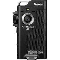 Nikon KEYMISSION80 Rugged Waterproof Camera - KEYMISSION80 - IN STOCK