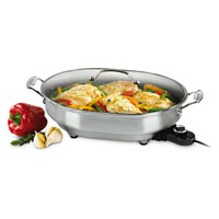 Cuisinart CSK150 Electric Skillet - CSK-150 / CSK150 - IN STOCK