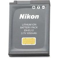 Nikon ENEL12 Rechargeable Lithium-Ion Battery - EN-EL12 / 25780 / ENEL12 - IN STOCK
