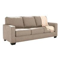Ashley Signature Design 3590239 Zeb Queen Sofa Sleeper w/ Quartz Finish Fabric Upholstery - 3590239 - IN STOCK