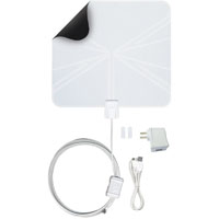 Winegard FL5500S FlatWave Amped Amplified Digital Indoor HDTV Antenna - FL5500S - IN STOCK