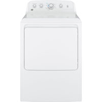 G.E. GTD42GASJWW 7.2 cu. ft. Long Vent Gas Dryer - GTD42GASJWW - IN STOCK