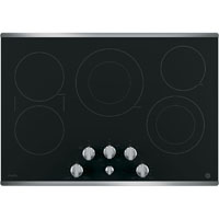 G.E. PP7030SJSS Profile 30 in. Electric Cooktop - PP7030SJSS - IN STOCK