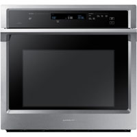 Samsung NV51K6650SS 29 in. Dual Convection Electric Single Wall Oven - NV51K6650SS - IN STOCK