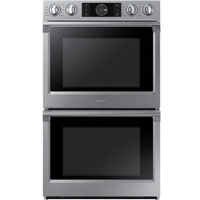 Samsung NV51K7770DS 5.1 cu. ft. Stainless Convection Double Wall Oven - NV51K7770DS - IN STOCK
