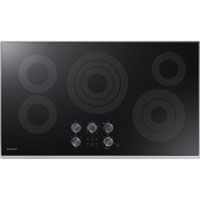 Samsung NZ36K6430RS 36 in. Stainless 5 Burner Electric Cooktop - NZ36K6430RS - IN STOCK