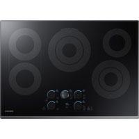 Samsung NZ30K7570RG 30 in. Black Stainless 5 Burner Electric Cooktop - NZ30K7570RG - IN STOCK