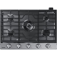 Samsung NA30K6550TS 30 in. Stainless 5 Burner Gas Cooktop - NA30K6550TS - IN STOCK