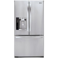 LG LFX28968ST 27.6 cu. ft. Stainless French Door Refrigerator - LFX28968ST - IN STOCK