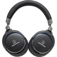 Audio Technica ATHMSR7BK SonicPro Over-Ear High-Resolution Audio Headphones - ATH-MSR7BK / ATHMSR7BK - IN STOCK