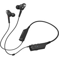 Audio Technica ATHANC40BT QuietPoint Noise-Cancelling Wireless In-Ear Headphones - ATH-ANC40BT / ATHANC40BT - IN STOCK
