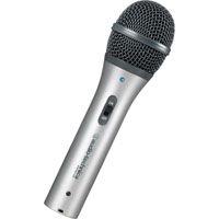 Audio Technica ATR2100USB Cardioid Dynamic USB Microphone - Silver - ATR2100USB - IN STOCK