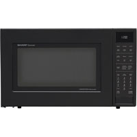 Sharp SMC1585BB 1.5 Cu. Ft. 900 Watt Convection Countertop Microwave - SMC1585BB - IN STOCK