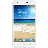 CellAllure CAPHG4002 Cool 5.5 in. 4G Factory Unlocked Smartphone - White - CAPHG4002 - IN STOCK