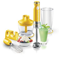 Sencor SHB4366YL Hand Blender - Yellow - SHB4366YL - IN STOCK