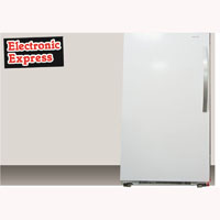 Whirlpool 18 Cu. Ft. White All Freezer - Open Box - WSZ57L18DH-OBX1041 - IN STOCK
