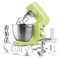 Sencor STM47GG Countertop Mixer / Food Processor - Lime Green - STM47GG - IN STOCK