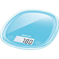 Sencor SKS32BL Kitchen Scale - Blue - SKS32BL - IN STOCK