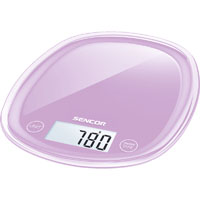 Sencor SKS35VT Kitchen Scale - Purple - SKS35VT - IN STOCK